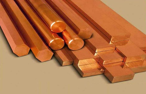 Copper Bars & Rods