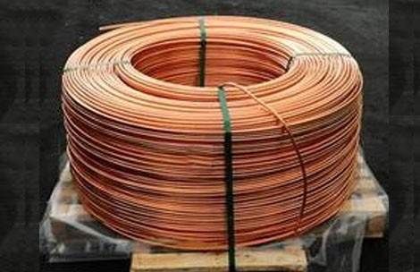 Copper CC Rod OFC Grade