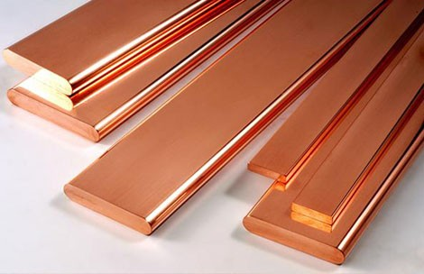 Copper Flats & Bus Bars