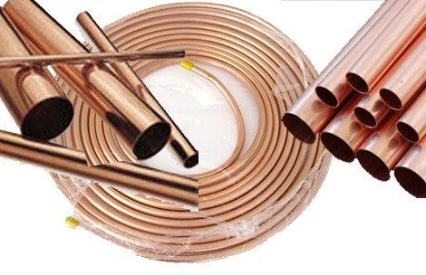 Copper Tubes and Pipes