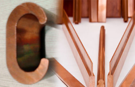 Copper Profiles & Sections